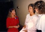 Lynne Barfield Waller, Charlotte Broom Troy, Kandi Kruschel