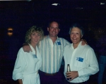 Kathy & Ricky Corless with Lester Scherer