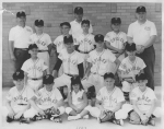 1962 Little League - Perkins Freight Lines Orioles